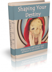 Thumbnail Shaping Your Destiny - With Master Resell Rights