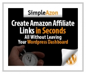 Thumbnail Simple Azon Plugin - With Personal Use Rights