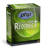 Thumbnail Simple PHP Redirect - With Master Resell Rights