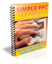 Thumbnail Simple PPC Secrets - With Private Label Rights