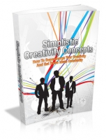 Thumbnail Simplistic Creativity Concepts - With Master Resale Rights
