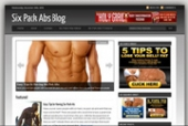 Thumbnail Six Pack Abs Blog With Personal Use Only