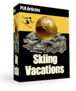 Thumbnail Skiing Vacations - With Private Label Rights