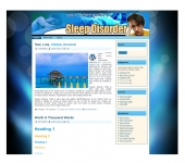 Thumbnail Sleep Disorder Templates - With Private Label Rights