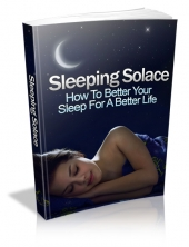 Thumbnail Sleeping Solace - With Master Resell Rights