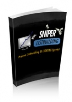 Thumbnail Sniper List Building - With Master Resale Rights