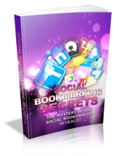 Thumbnail Social Bookmarking Secrets - With Master Resell Rights