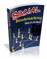 Thumbnail Social Bookmarking - What It's All About? - With Master Resale Rights
