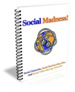 Thumbnail Social Madness! - With Private Label Rights