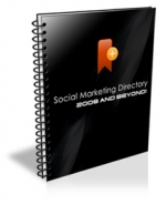 Thumbnail Social Marketing Directory 2008 And Beyond - With Private Label Rights