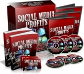 Thumbnail Social Media Profits - With Master Resale Rights