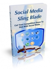 Thumbnail Social Media Sling Blade - With Master Resell Rights