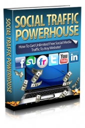Thumbnail Social Traffic Powerhouse - With Master Resale Rights