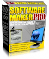 Thumbnail Software Maker Pro - With Private Label Rights