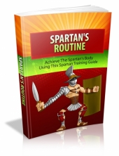 Thumbnail Spartan's Routine - With Master Resell Rights