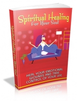 Thumbnail Spiritual Healing For Your Soul With Master Resale Rights
