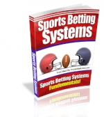 Thumbnail Sports Betting Systems - With Master Resale Rights