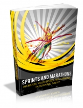 Thumbnail Sprints And Marathons - With Master Resale Rights
