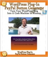 Thumbnail Squeeze Page For WordPress Plug-In Paypal Button Generator - With Private Label Rights