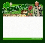 Thumbnail St. Patrick's Day Template 2 - With Private Label Rights