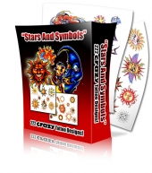 Thumbnail Star Tattoos - With Master Resale Rights