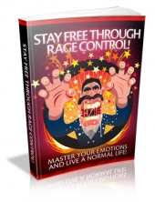 Thumbnail Stay Free Through Rage Control! - With Master Resale Rights