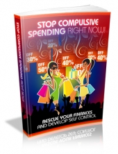 Thumbnail Stop Compulsive Spending Right Now! - With Master Resale Rights