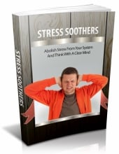 Thumbnail Stress Soothers - With Master Resale Rights
