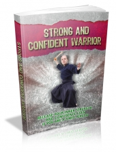 Thumbnail Strong And Confident Warrior With Master Resale Rights