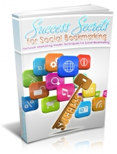 Thumbnail Success Secrets For Social Bookmarking - With Master Resell Rights