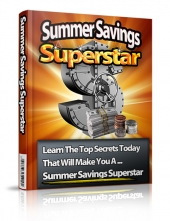 Thumbnail Summer Savings Superstar - With Private Label Rights