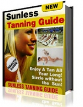 Thumbnail Sunless Tanning Guide - With Master Resale Rights