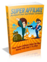 Thumbnail Super Affiliate Marketing Methods Exposed With Master Resale Rights