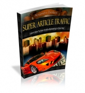 Thumbnail Super Article Traffic With Master Resale Rights