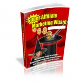Thumbnail Supreme Affiliate Marketing Wizard - With Master Resale Rights