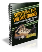 Thumbnail Surviving The Wild Outdoors - With Master Resell Rights