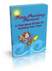 Thumbnail Team Building Tsunami - With Master Resell Rights
