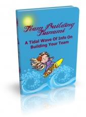 Thumbnail Team Building Tsunami - With Master Resell Rights