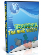 Thumbnail Tech Training Videos - With Master Resell Rights