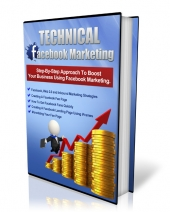 Thumbnail Technical Facebook Marketing - With Master Resale Rights