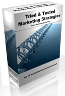 Thumbnail Tried & Tested Marketing Strategies - With Resell Rights
