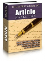Thumbnail The Expert Guide To Article Marketing - With Private Label Rights