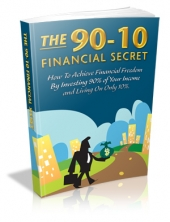 Thumbnail The 90-10 Financial Secret - With Master Resale Rights