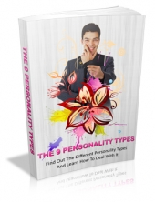 Thumbnail The 9 Personality Types - With Master Resale Rights