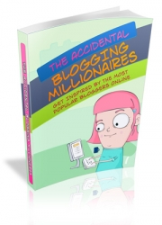 Thumbnail The Accidental Blogging Millionaires - With Master Resale Rights