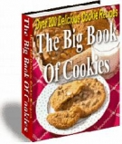 Thumbnail The Big Book Of Cookies - With Resell Rights
