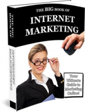 Thumbnail The Big Book Of Internet Marketing - With Master Resale Rights