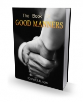Thumbnail The Book Of Good Manners - With Private Label Rights