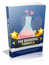 Thumbnail The Branding Formula - With Master Resell Rights