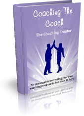 Thumbnail The Coaching Creator - With Master Resale Rights